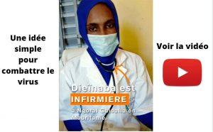 Dieinaba infirmière en Mauritanie
