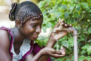 Eau potable Sahel SOS SAHEL