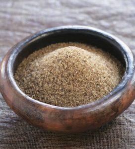 Fonio agriculture Sahel