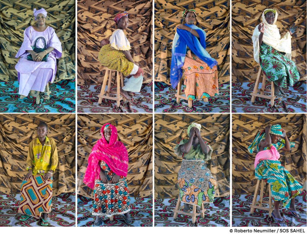 Femmes du Sahel