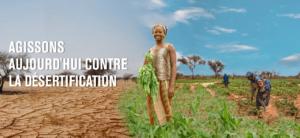 Agissons contre la désertification