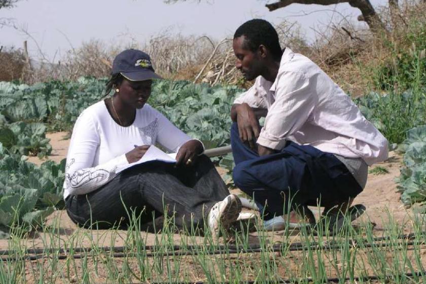 Les ressources du Sahel