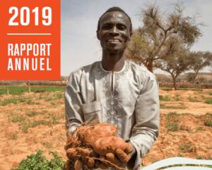 Rapport annuel SOS SAHEL 2019